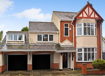 Thumbnail 5 bedroom detached house for sale in Belvoir Drive, Aylestone, Leicester
