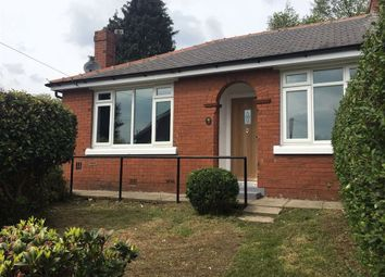 Thumbnail 2 bed semi-detached bungalow to rent in Beech Avenue, Boothstown, Manchester