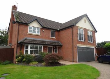 Thumbnail 5 bed detached house for sale in St. Mary's Court, Lowton, Warrington