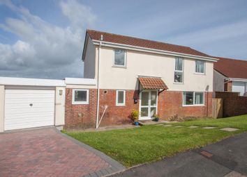 Thumbnail 4 bed link-detached house for sale in Windermere Crescent, Crownhill, Plymouth