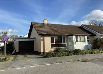 Thumbnail 3 bed semi-detached bungalow for sale in Knights Meadow, Carnon Downs, Truro, Cornwall