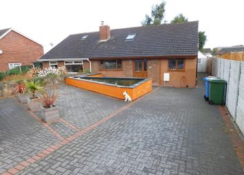 Thumbnail 3 bed semi-detached house for sale in Littlewood Lane, Mansfield Woodhouse, Mansfield