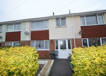 Thumbnail 3 bed terraced house to rent in Bickington Lodge Estate, Bickington, Barnstaple