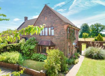 Thumbnail 3 bed semi-detached house for sale in Yewlands Close, Banstead