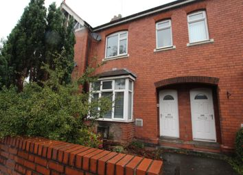 Thumbnail 3 bed terraced house for sale in London Road, Whitley, Coventry