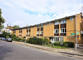 Thumbnail 2 bed flat for sale in Rochester Road, London