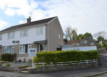 Thumbnail 3 bed semi-detached house for sale in Hill View, Timsbury, Bath