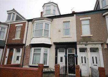 Thumbnail 4 bedroom maisonette for sale in Stanhope Road, South Shields