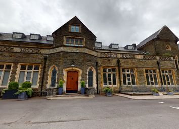 Thumbnail 2 bed flat for sale in The Manor, Pontyclun