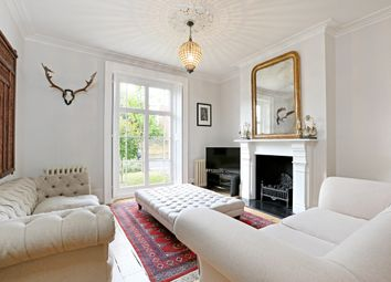 Thumbnail 4 bed terraced house to rent in Ravenscourt Gardens, London
