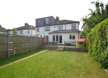 Thumbnail 3 bed semi-detached house for sale in Deans Lane, Edgware, Middlesex