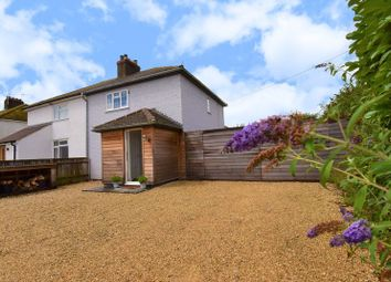 Thumbnail 3 bed semi-detached house to rent in Dorchester Road, Drayton St. Leonard, Wallingford