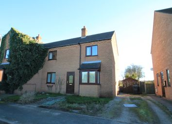 Thumbnail 2 bed semi-detached house for sale in Weston Bank, Marston Montgomery, Ashbourne