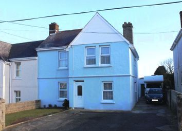 Thumbnail 4 bedroom semi-detached house for sale in Barnfield Terrace, Indian Queens, St. Columb