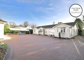 Everton Grange, Everton, Lymington, Hampshire SO41. 3 bed detached bungalow for sale