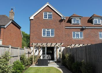 Thumbnail 4 bed end terrace house to rent in Bayleaf Cottage, Westhampnett, Chichester