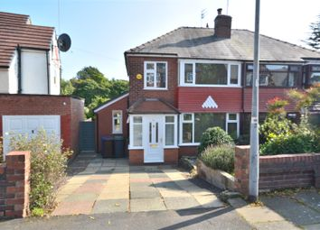 3 bed semi-detached house for sale in Agecroft Road West, Prestwich, Manchester M25
