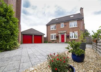 Thumbnail 5 bed detached house for sale in Pencoed View, Llanmartin, Newport