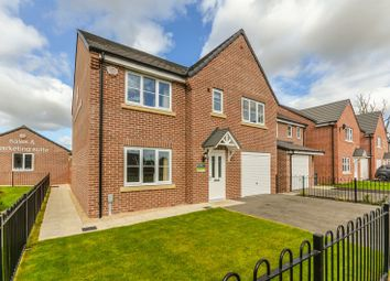 4 bed detached house for sale in Plots 91, 92 At The Weald, Lavender Way, York YO61