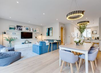 Thumbnail 5 bed town house for sale in Basilica Mews, Thurleigh Road, London