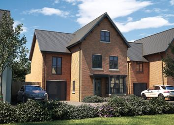 "Thumbnail 4 bed detached house for sale in ""The Avebury"" at Prestbury Road, Prestbury, Cheltenham"