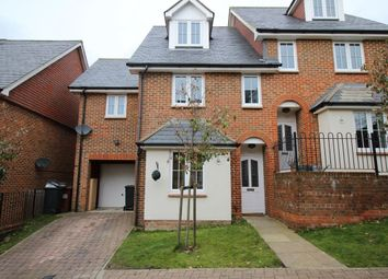 Thumbnail 3 bed semi-detached house for sale in Lincoln Way, Crowborough