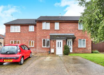 Thumbnail 3 bed terraced house for sale in Grove Close, Scarning, Dereham