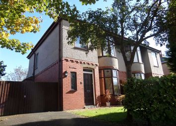 Thumbnail 3 bed semi-detached house for sale in Highfield Drive, Penwortham, Preston