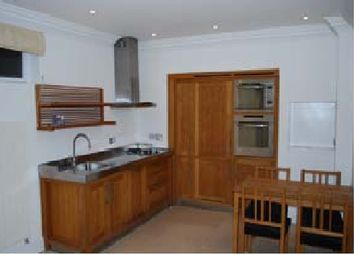Thumbnail 1 bed flat to rent in Greencroft Gardens, South Hampstead, London
