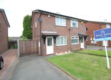 Thumbnail 2 bed semi-detached house to rent in Holbein Close, Bedworth
