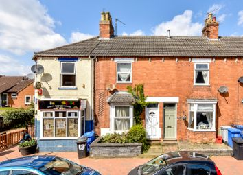 Thumbnail 2 bed terraced house for sale in Station Road, Desborough, Northamptonshire