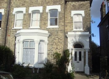 Thumbnail 1 bed flat to rent in Ribblesdale Road, Hornsey