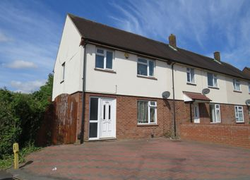 Thumbnail 3 bed end terrace house for sale in Southdrift Way, Luton
