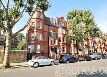Thumbnail 3 bedroom flat to rent in Morshead Mansions, Morshead Road, London