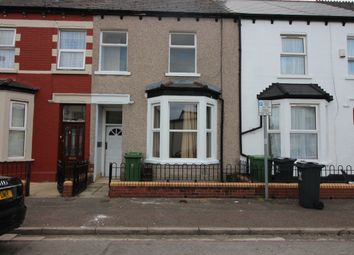 Thumbnail 3 bed terraced house to rent in Trevethick Street, Riverside, Cardiff
