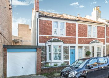 Thumbnail 3 bed end terrace house for sale in Ryde Road, Knowle, Bristol