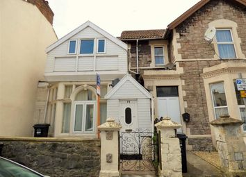 Thumbnail 2 bedroom semi-detached house for sale in George Street, Weston-Super-Mare