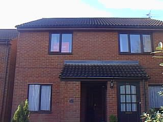 Thumbnail 2 bed flat to rent in Ascham Road, Swindon