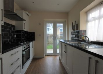 Thumbnail 2 bed terraced house to rent in Bolsover Road, Hove