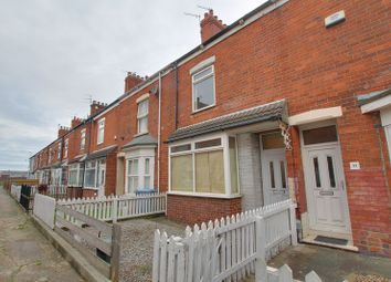 Thumbnail 2 bed terraced house to rent in Myrtle Avenue, Williamson Street, Hull