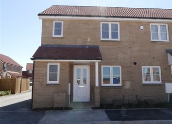 Thumbnail 3 bed semi-detached house to rent in Esperia Drive, Bridgwater