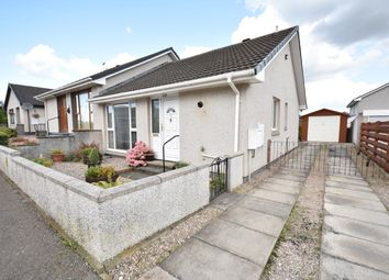 Thumbnail 2 bed semi-detached bungalow for sale in Woodlands Drive, Lhanbryde, Elgin