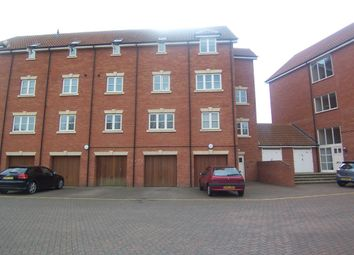 Thumbnail 2 bed flat to rent in Woodall Close, Middleton, Milton Keynes