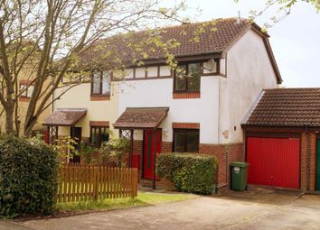 Thumbnail 3 bed semi-detached house to rent in Engaine Drive, Shenley Church End, Milton Keynes