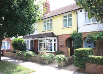 Thumbnail 3 bedroom terraced house for sale in Orchard Avenue, Chichester, West Sussex