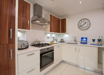 "Thumbnail 4 bed end terrace house for sale in ""Winwick"" at Dunnock Lane, Cottam, Preston"