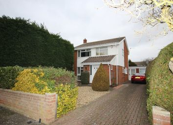 Thumbnail 3 bed detached house for sale in Ribble Way, Bedford