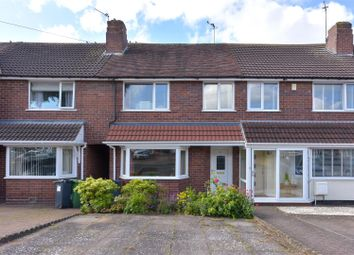 Thumbnail 3 bed terraced house for sale in Chantrey Crescent, Great Barr, Birmingham