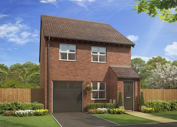 "Thumbnail 3 bedroom detached house for sale in ""The Chatsworth "" at Bannold Road, Waterbeach, Cambridge"