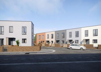 Thumbnail 3 bed semi-detached house for sale in Franklyn Street, St. Pauls, Bristol
